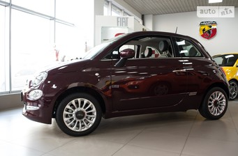 Fiat 500 X (cross) 1.4 AT (140 л.с.) High 2016