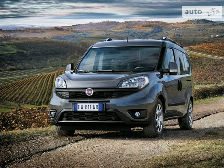 Fiat Doblo груз. 2020