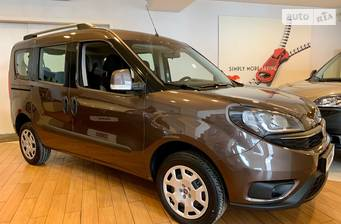 Fiat Doblo Panorama New 1.4 MT (95 л.с.) 2020