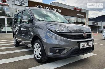 Fiat Doblo Panorama New 1.4 MT (95 л.с.) 2020