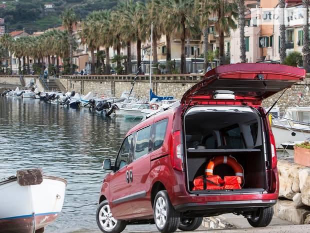 Fiat Doblo Panorama Pop