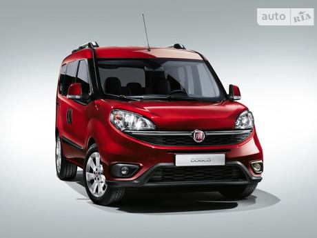 Fiat Doblo Panorama 2020