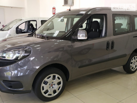Fiat Doblo Panorama 2021