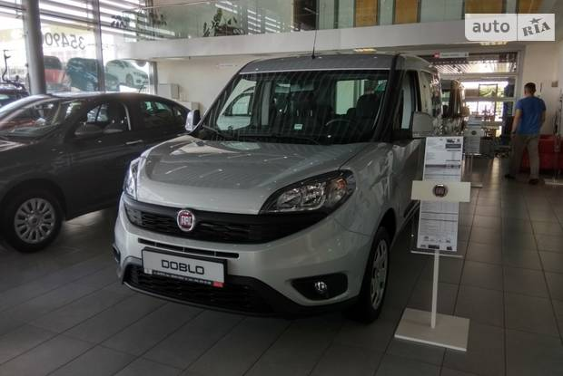 Fiat Doblo Panorama Pop