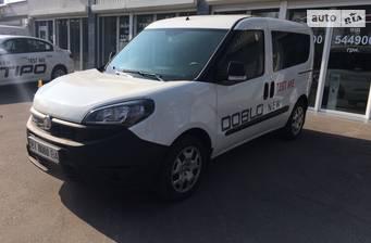 Fiat Doblo пасс. Nuovo 1.4 MТ (95 л.с.) 2020