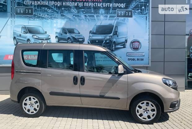 Fiat Doblo пасс. Panorama Pop
