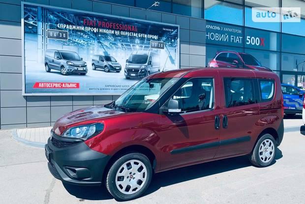Fiat Doblo пасс. Active Corto