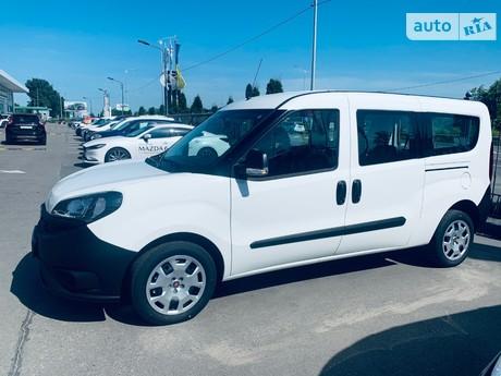 Fiat Doblo пасс. 2021