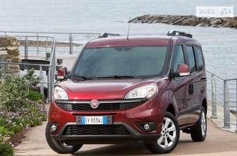 Fiat Doblo пасс. New Maxi 1.6D MT (105 л.с.) Active Lungo N1 2017