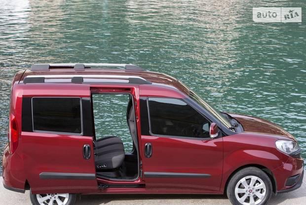 Fiat Doblo пасс. Active Lungo M1