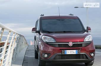 Fiat Doblo пасс. 2019 Maxi Lungo