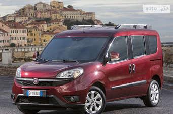Fiat Doblo пасс. New 1.4 MT (95 л.с.) Active Corto 2018
