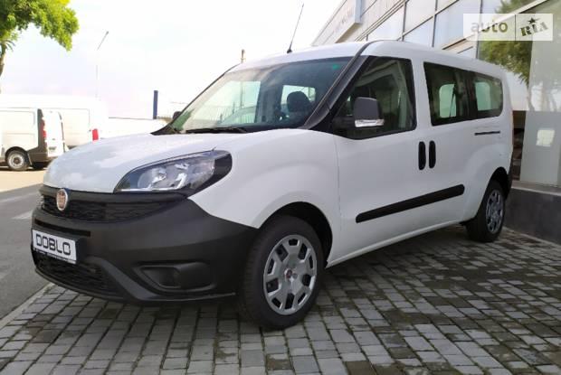 Fiat Doblo пасс. Active Lungo N1