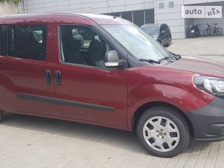 Fiat Doblo пасс. 2020