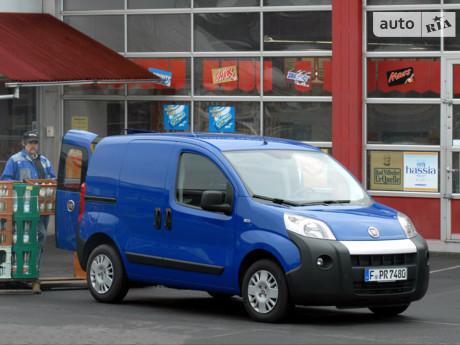 Fiat Fiorino груз. 2021