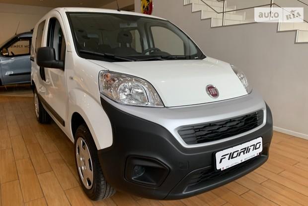 ? Кредит на Fiat Fiorino пасс. под 0.01%