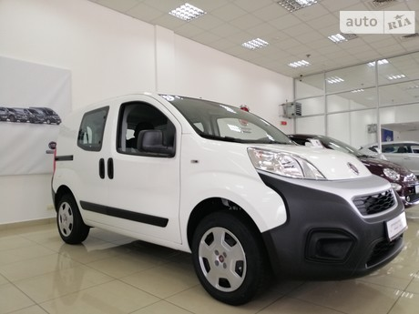 Fiat Fiorino пасс. 2021