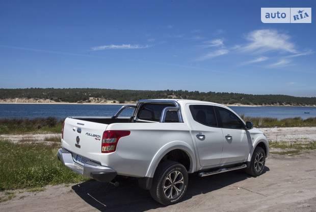 Fiat Fullback LX