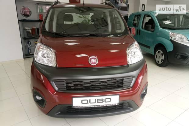 Fiat Qubo пасс. Elegant