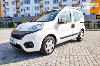Fiat Qubo пасс. 2021 Active M1
