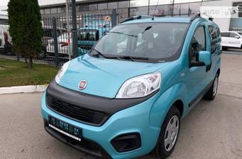 Fiat Qubo пасс. 1.3D MultiJet MT (75 л.с.) 2021