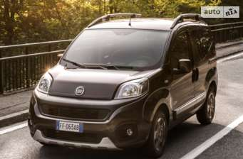 Fiat Qubo пасс. 1.3D MultiJet MT (75 л.с.) Easy 2017