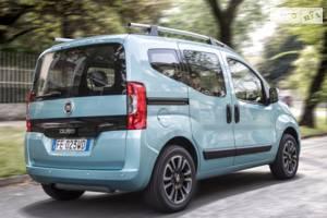 Fiat Qubo пасс.