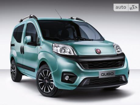 Fiat Qubo пасс. 2021