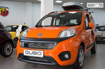 Fiat Qubo пасс. 1.3D MultiJet MT (75 л.с.) Easy 2016