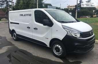 Fiat Talento груз.  2018