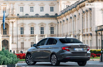 Fiat Tipo 1.4 МТ (95 л.с.) Mid+ 2018
