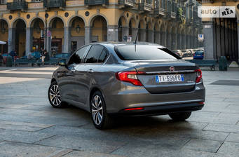 Fiat Tipo 1.6 АТ (110 л.с.) 2017