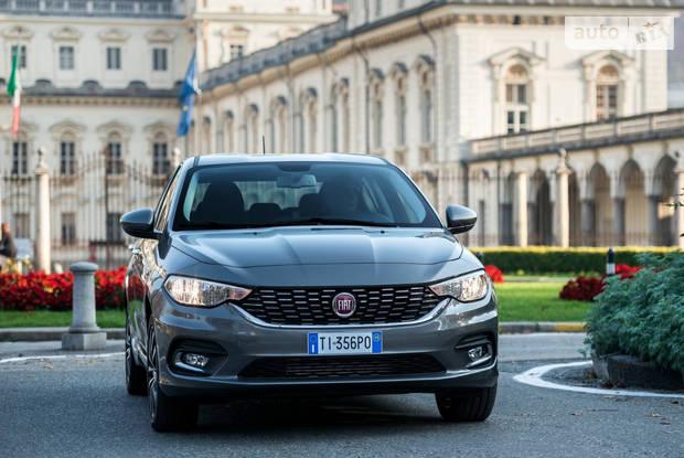 Fiat Tipo Mid