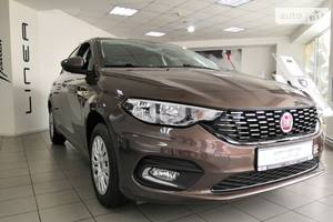 Fiat Tipo 1.3D МТ (95 л.с.) Mid 2017