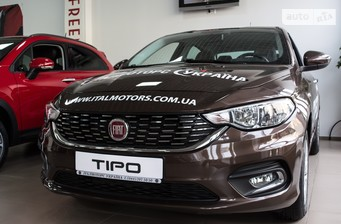Fiat Tipo 1.6 АТ (110 л.с.) Mid 2017