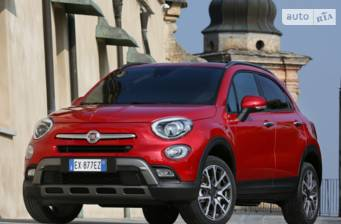 Fiat 500 X (cross) 1.4 AT (170 л.с.) AWD 2017
