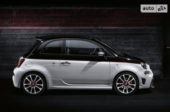 Fiat 500 Abarth 1.4T AT (145 л.с.) 2016