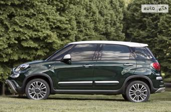 Fiat 500 L Cross 1.3D MultiJet АT (85 л.с.) 2017