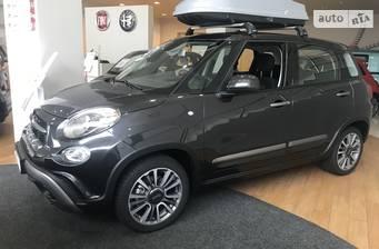 Fiat 500 L Trekking 1.3D АT (85 л.с.) 2017