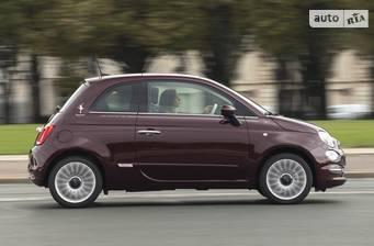 Fiat 500 New 1.2 AT (69 л.с.) 2019