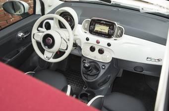 Fiat 500 2019 Club Her
