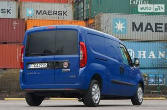 Fiat Doblo груз. New Maxi 1.6D МТ (105 л.с.) 2018