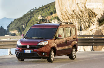 Fiat Doblo Panorama New 1.6D МТ (105 л.с.) 2018