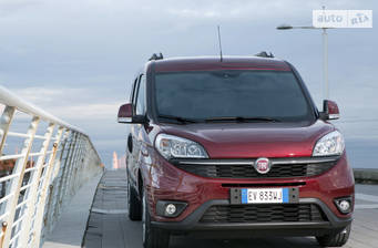 Fiat Doblo Panorama New 1.6D МТ (95 л.с.) 2018