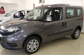 Fiat Doblo Panorama New 1.4 MT (95 л.с.) 2019