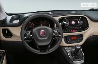 Fiat Doblo пасс. New Maxi 1.6D MT (105 л.с.) 2017