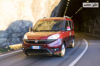 Fiat Doblo пасс. 2020 Active Corto