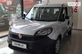 Fiat Doblo пасс. New Maxi 1.3D MT (90 л.с.) 2019