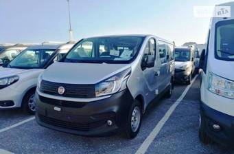 Fiat Talento пасс. 2020 base