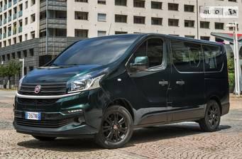Fiat Talento пасс. 1.6TD Common Rail MT (115 л.с.) M1 L2H1 LWB 2018